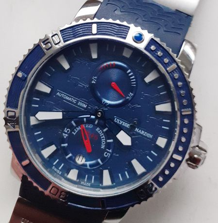Часы брендовые механика(2 вида).класс ААА