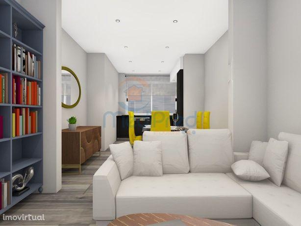 Apartamento T3 no Barreiro