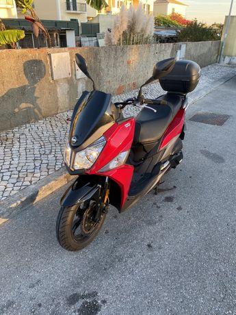 Scooter Sym Jet14