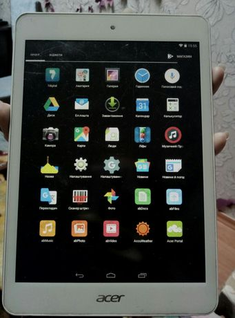 Планшeт Acer Iconia Tab A1-830