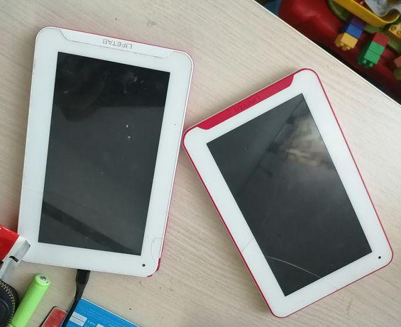 Продам на запчасти два планшета Medion Lifetab (Lenovo)