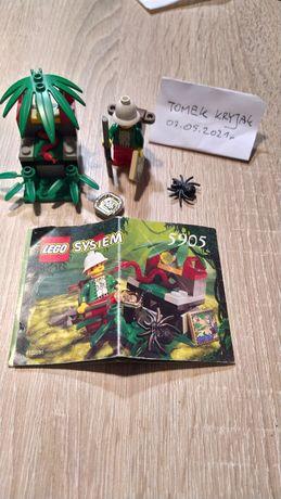 LEGO Adventures 5905 Hidden Treasure + instrukcja stan bdb najtaniej !