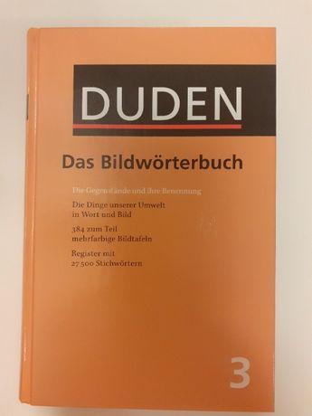 Duden Das Bildwörterbuch nowy foliowany 65 zł