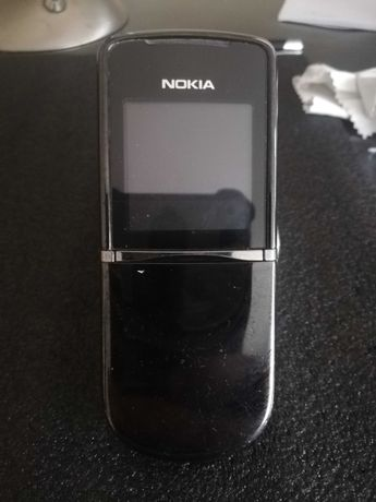 Nokia 8800d Sirocco Black