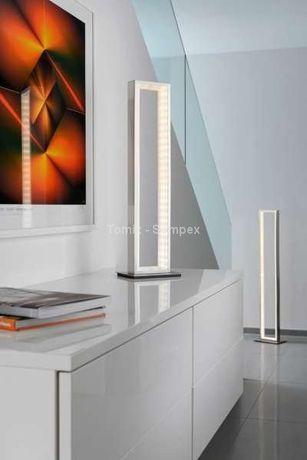 Nowość nowoczesna lampa OTTI SOMPEX stojąca LED ramka 78891 minimalist