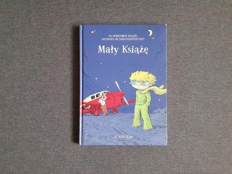 Mały Książę. Komiks - Joann Sfar