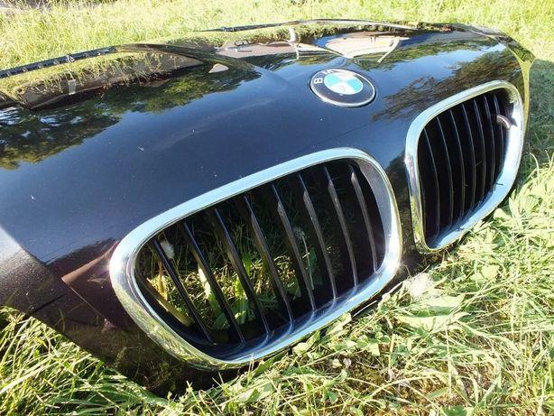 BMW X5 E53 Maska pokrywa silnika BLACK SAPPHIRE