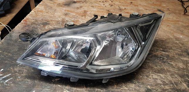 lampa przód Seat Ibiza 5 6F led