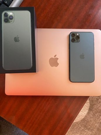 iPhone 11 Pro Max 64GB Midnight Green Обмен на 12 pro max.