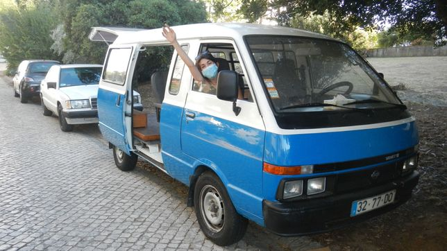 Nissan Vanette C220