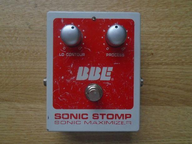 BBE Sonic Stomp Maximiser