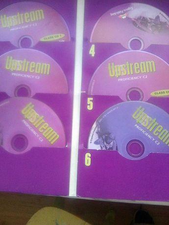 Język angielski - Upstream Proficiency C2 Class 6 CDs - 6 płyt CD