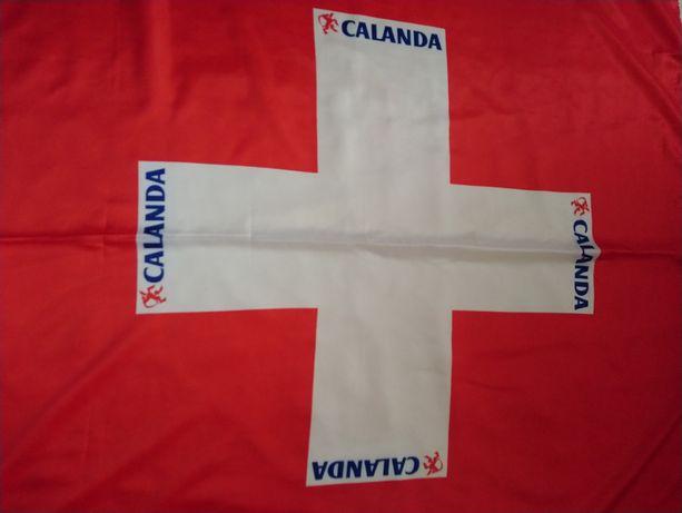 Прапор Швейцарії calanda