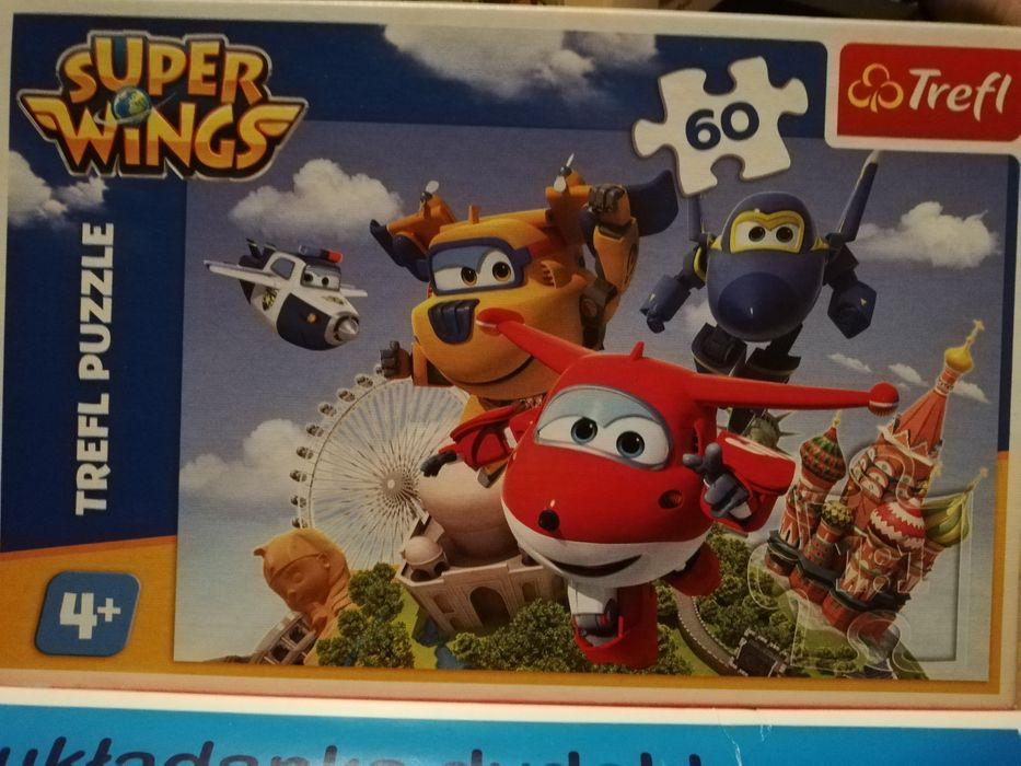 Puzzle Super Wings Pyrzyce - image 1