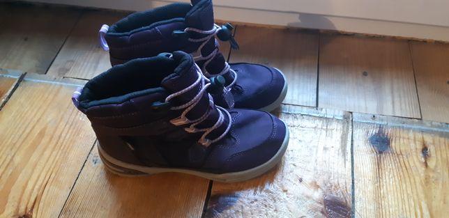 Buty sniegowce zimowe dla dziewczynki 31