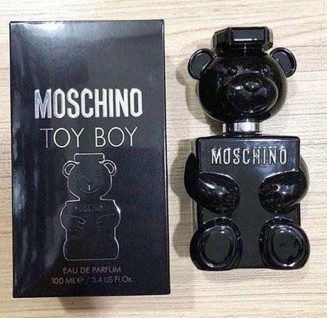 Элитный мужской парфюм Moschino Toy Boy. В блистере.