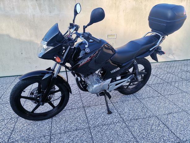 Mota Yamaha ybr 125
