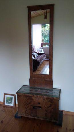 Toaletka z lustrem vintage