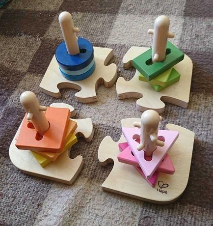 Kreatywna układanka 4 haczyki