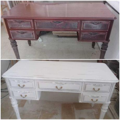 Restauramos móveis