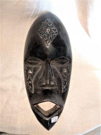Máscara Madeira Africana