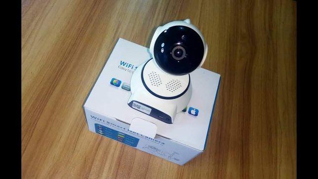 Камера видеонаблюдения WIFI Smart NET camera Q6, веб вай фай, Web каме