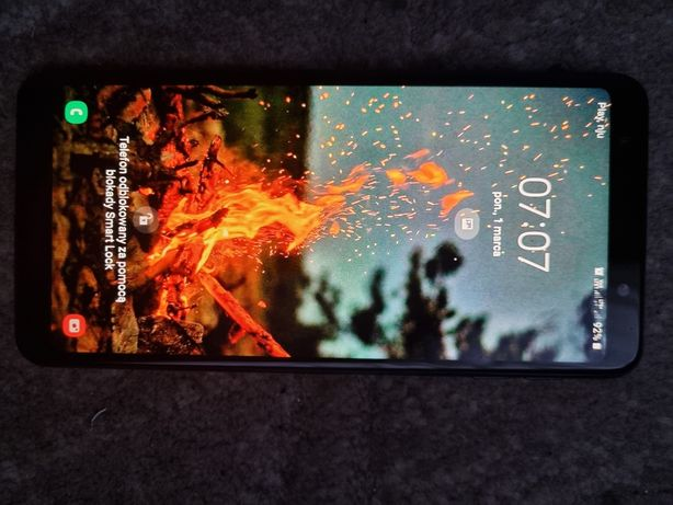Samsung Galaxy A7 2018 dual sim, idealny stan