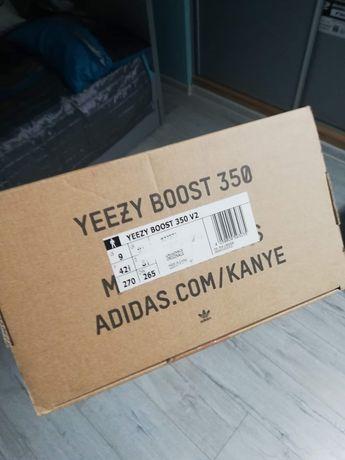 Pudełko po yeezy 350v2