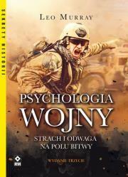 Psychologia wojny w.3 Autor: Murray Leo