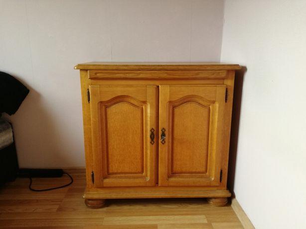komoda szafka vintage retro loft