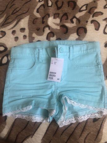 Шорты для девочки H&M