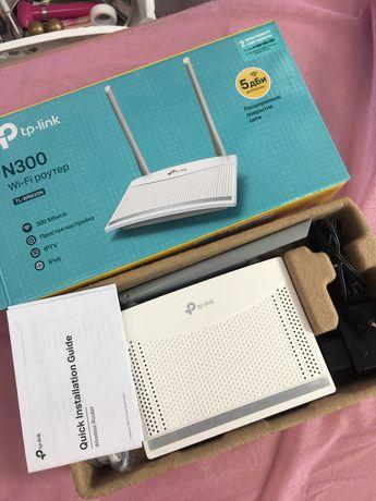 Wi-fi роутер n300 tl-wr820n 400 грн