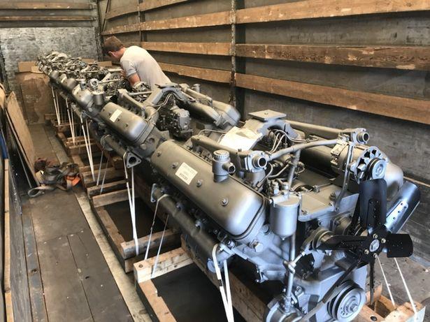 Двигатель ЯМЗ-238М2 (240л.с) для Т-150, КрАЗ, МАЗ