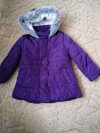 Куртка пальто зимова