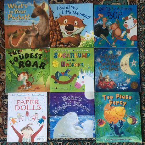 Детские Английские книги. English books