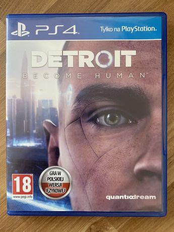 Detroit Become Human ps4 pl