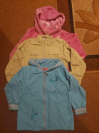 Ubrania dla dziewczynki roz.110-116