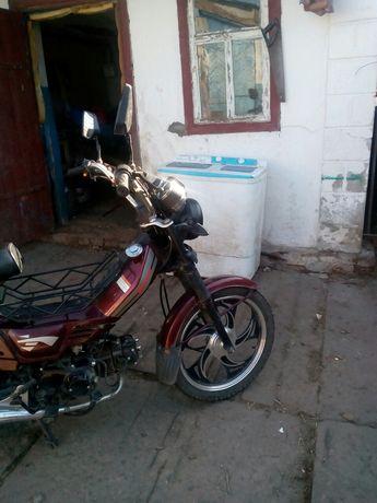 Мотоцикл дельта. Продажа срочная. Для покупки машины. Могу приехать по