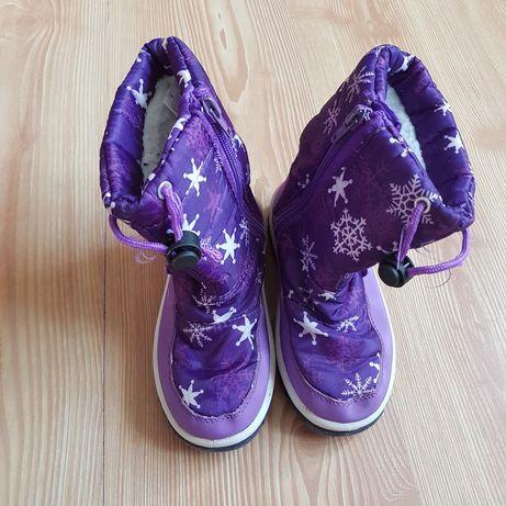 Buty zimowe śniegowce r.28 Cortina