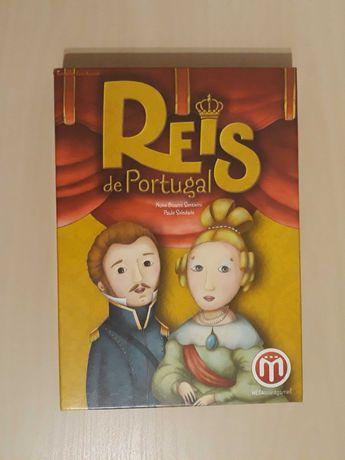Jogo - Reis de Portugal