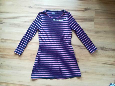 Sukienka sukienki 122-128 H&M Reserved jak nowe