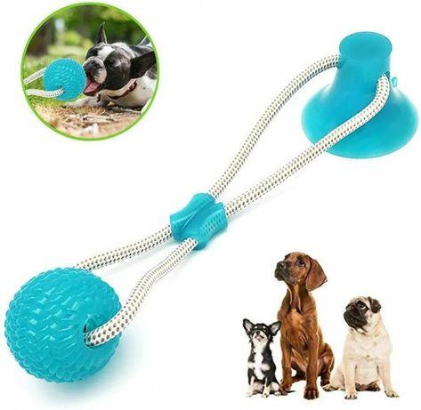 Игрушка для собаки на присоске для квартиры или дома