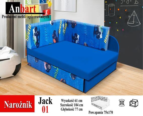 Łóżko dziecięce, kanapa dla dziecka, narożnik dla dziecka PROMOCJA!
