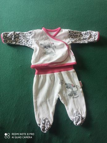 Ubranka dla dzieci 44-50 rozmiar dla wcześniaków