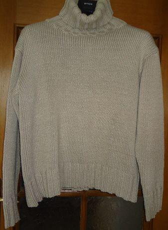 Sweter męski golf Vistula 50 % bawełna