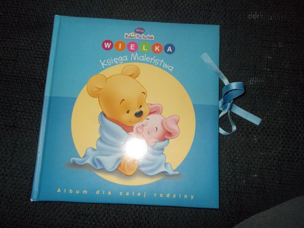 album dla dziecka Disney