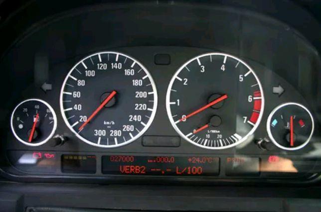 Quadrante bmw e39 , e38 , e53 x5 gasolina Pack M.