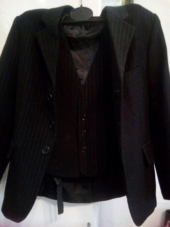 Школьный пиджак+ желет