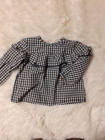 Zara koszula 12-18 miesięcy