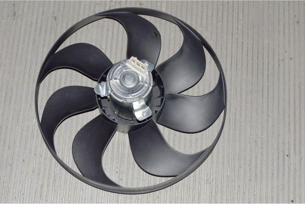 Вентилятор охолодження двигуна Alhambra 96-10 Arosa Lupo Polo 94-01 Новый Роздол - изображение 1